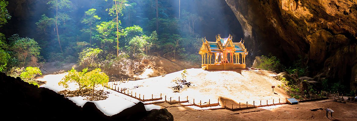 Far from the crowds: Thailand's hidden gems
