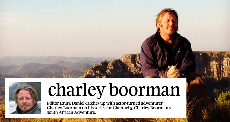 Interview: Charley Boorman