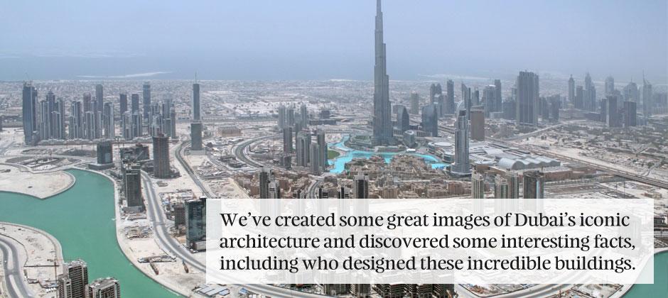 Dubai architecture - buildings of the United Arab Emirates - Kuoni ...