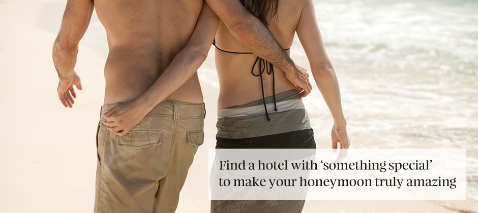 "Top 5 honeymoons with the ""wow"" factor"