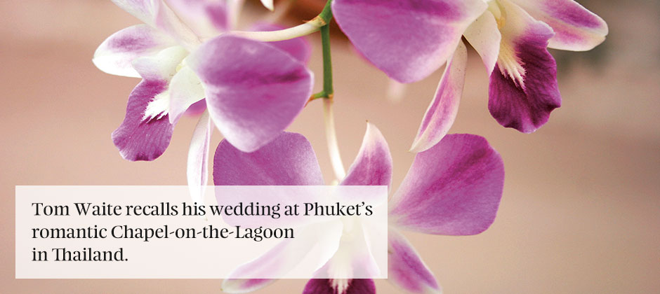 Get married at Phuket's romantic Chapel-on-the-Lagoon