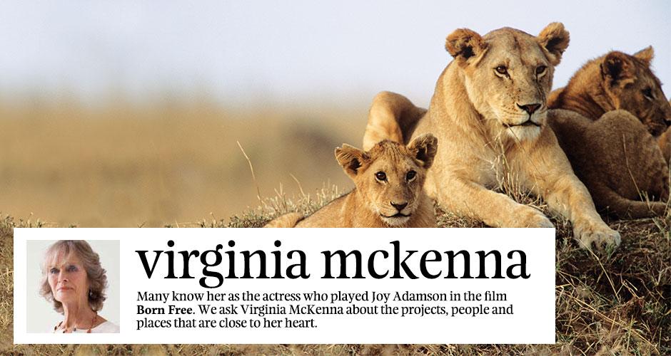 Interview Virginia Mckenna Kuoni Travel
