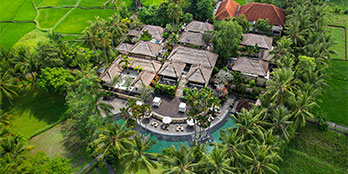 The best pool villas in Bali