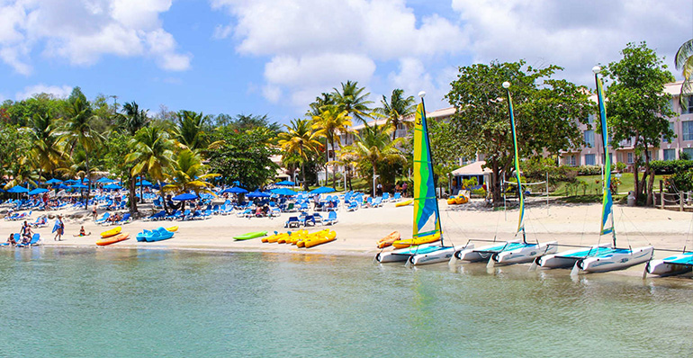 St James's Club Morgan Bay Saint Lucia