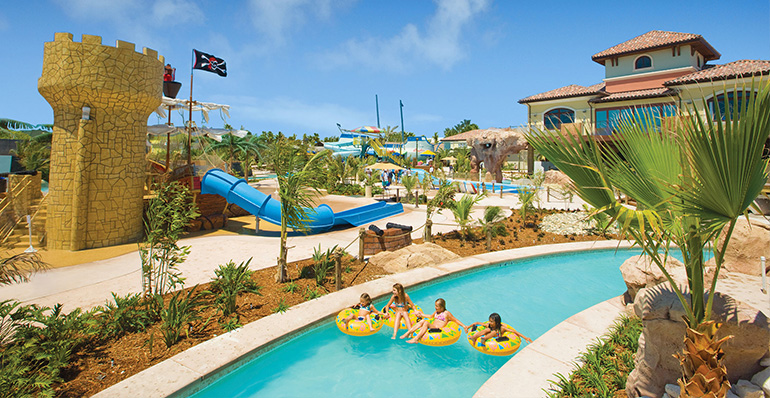 Pirate waterpark, Beaches Turks & Caicos Resort Villages & Spa