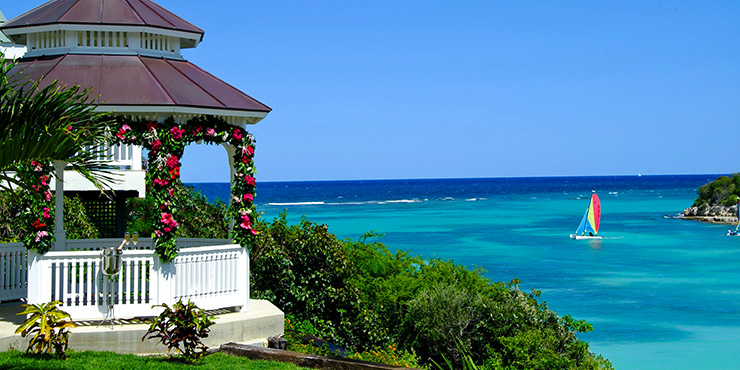 Wedding at The Verandah Resort & Spa, Antigua