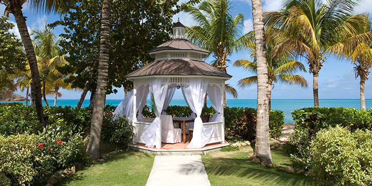 wedding at Galley Bay Resort & Spa, Antigua