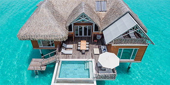 The most stunning hotel rooms in the South Pacific