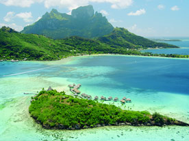 Top 6 honeymoons with the wow factor