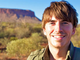 Australia with Simon Reeve