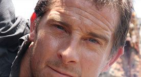 Interview: Bear Grylls - Born Survivor