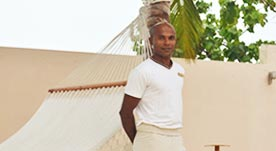 Maldives: Ask the butler