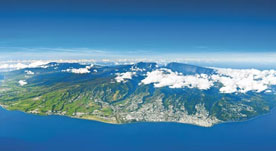 Have you heard of La Réunion?