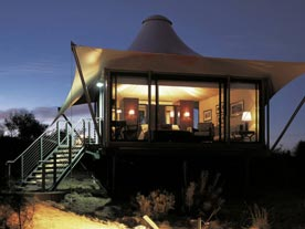 Top 6 luxury tents with the wow factor