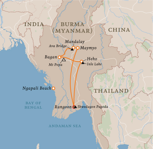 Burma Encounter