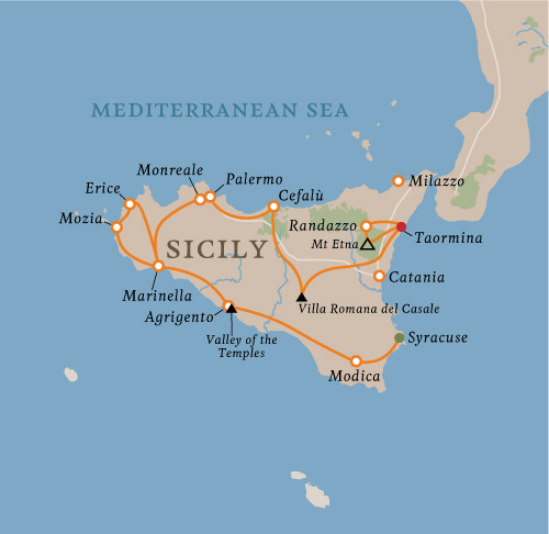 Highlights Of Sicily Sicily Tours From Kuoni Travel