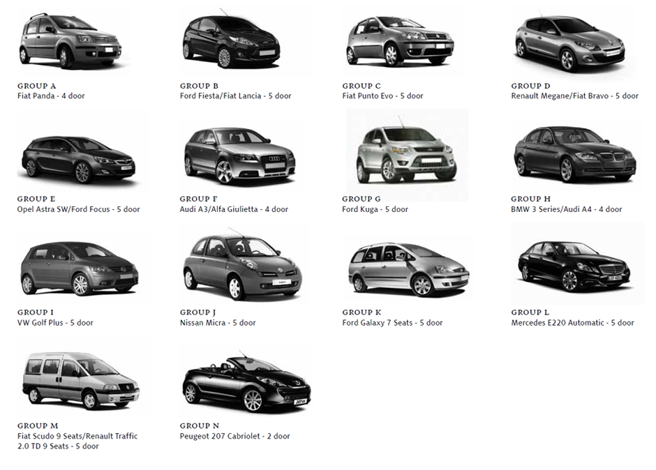 Car Hire Groups Avis