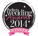 Perfect Wedding Awards 2014 Winner