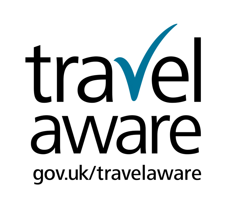 gov.uk/travelaware