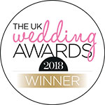 UK Weddings award winner