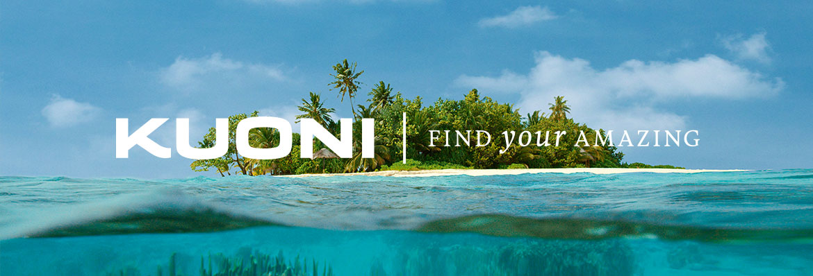Kuoni Find Your Amazing