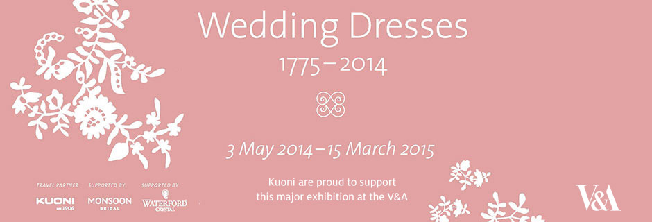 Kuoni Wedding Gift List: V&A Museum Partner With Kuoni In Wedding Dress Exhibition