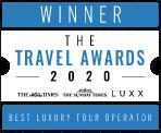 British Travel awards logo
