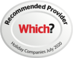 Which Recommended Provider logo