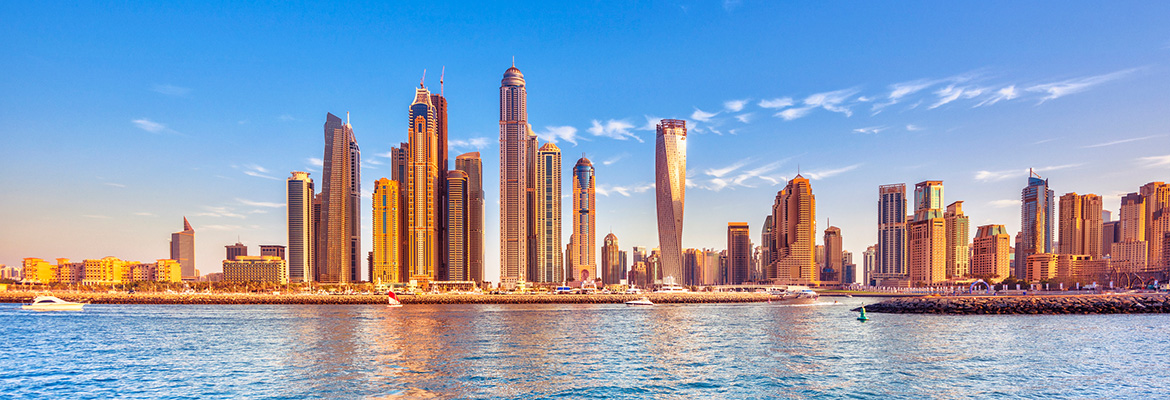 Dubai multi-centre holidays