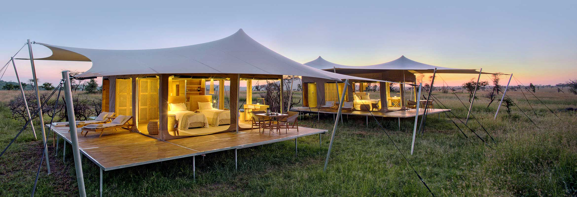 Safari Accommodation Safari Lodges Or Safari Tented