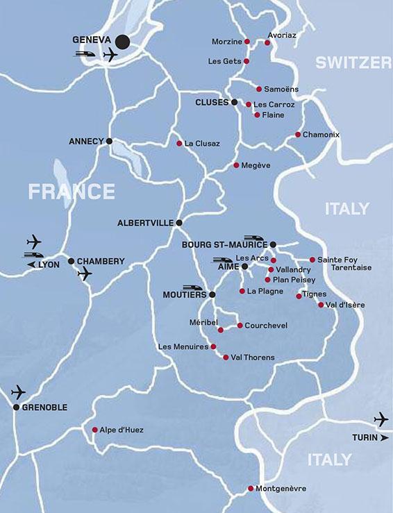 Tignes ski resort france ski holidays in france alps for Lodges in france
