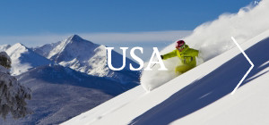 USA ski holidays