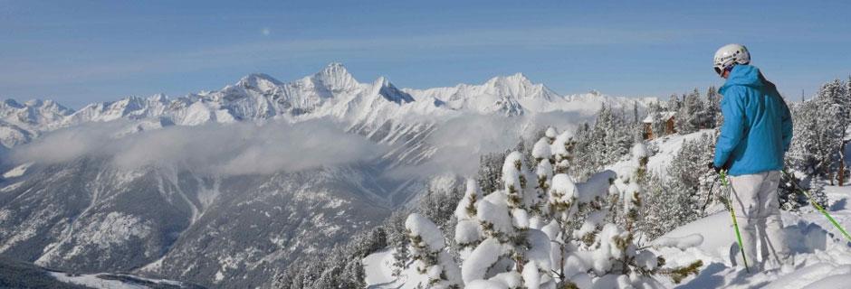 Skiing In Panorama Ski Resort Kuoni Ski Holidays
