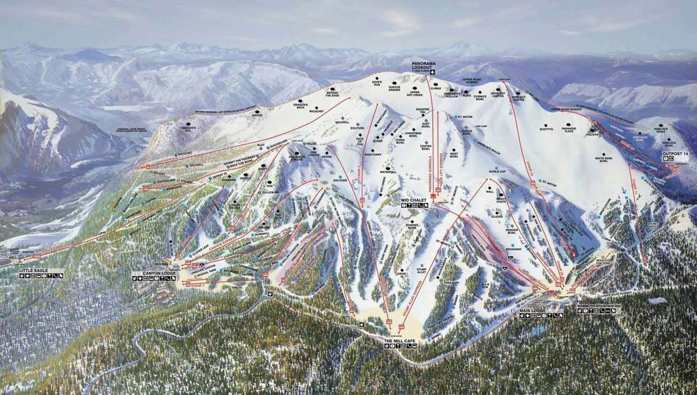 Skiing In Mammoth Mountain Kuoni Ski Holidays