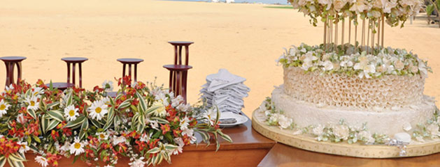 Jetwing Sea Wedding packages