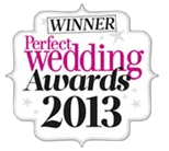 Perfect Wedding Awards 2013 Winner